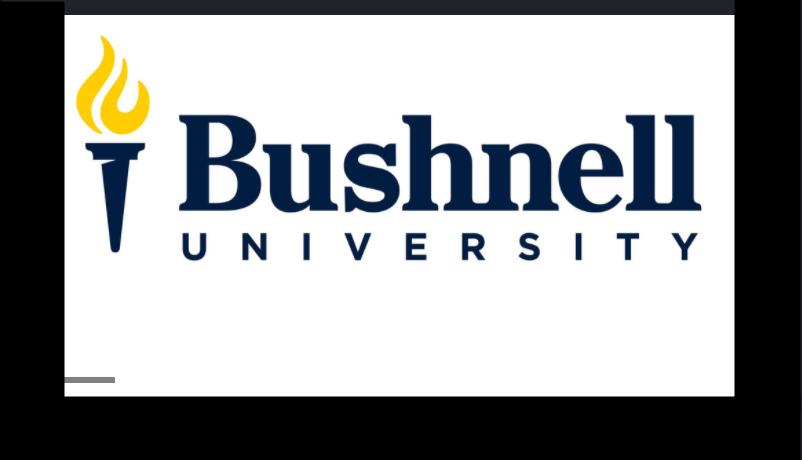 Bushnell University Undergraduate Scholarship