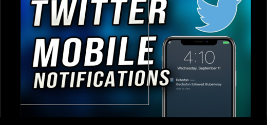 Enable Twitter Notifications