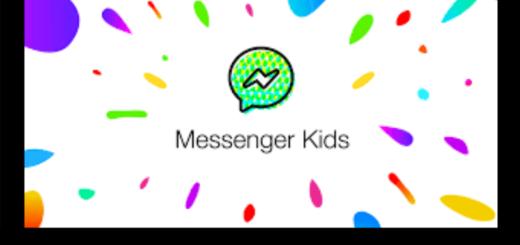 Facebook App Messenger Kids