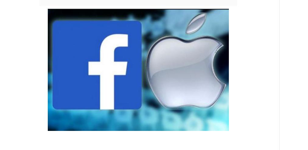 Facebook Attacks Apple