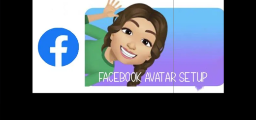 Facebook Avatar Emoji in Africa Settings