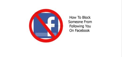 Facebook Block Users