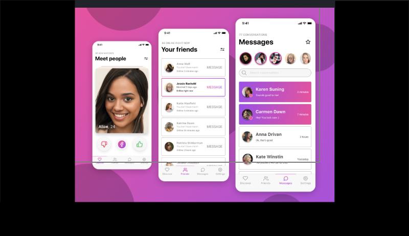 Facebook Dating App for Singles