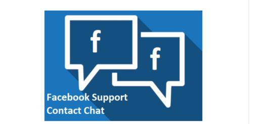 Facebook Help Center Chat