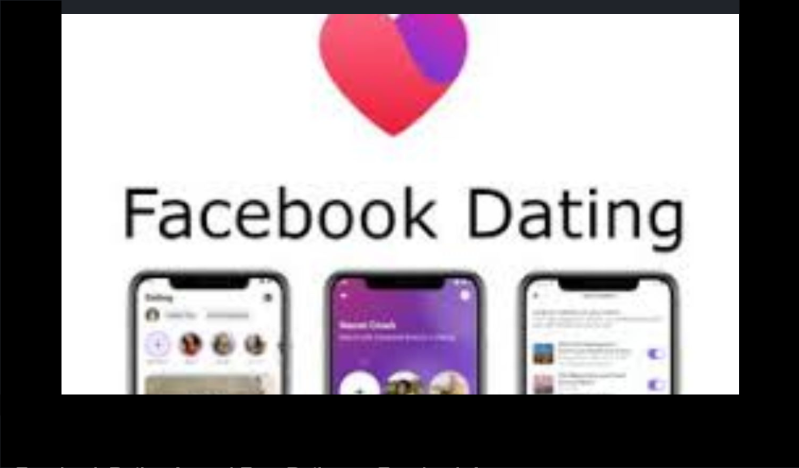 Facebook Sign Up Dating Free