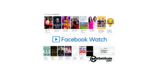 Facebook TV Shows Update