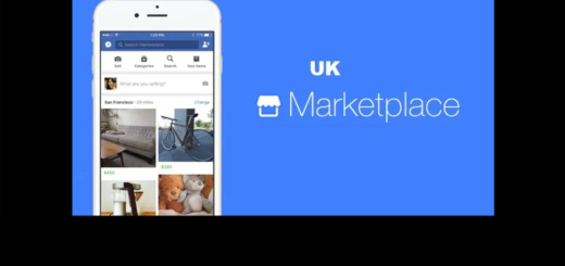 Facebook UK Marketplace