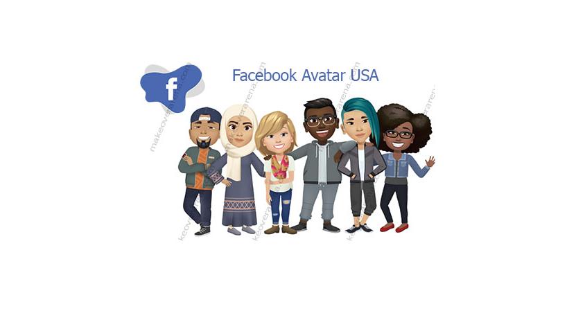 Facebook USA Avatar