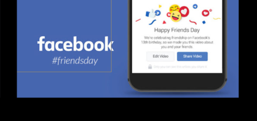 Friendship Day on Facebook