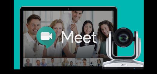 Google Hangouts Meetings