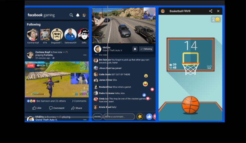 How To Access Facebook Messenger Online Road Turn Game