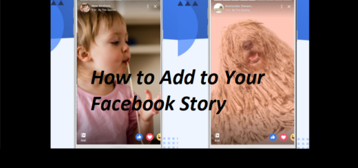 How to Add Story on Facebook