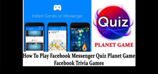 How to Play Quiz Planet On Facebook Messenger