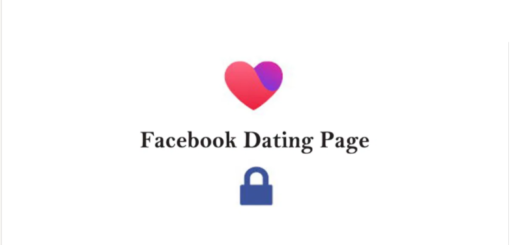 Facebook Page Dating Link