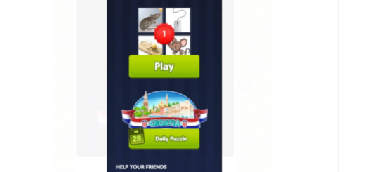 Puzzle Of 4 Pics 1 Word Online Game