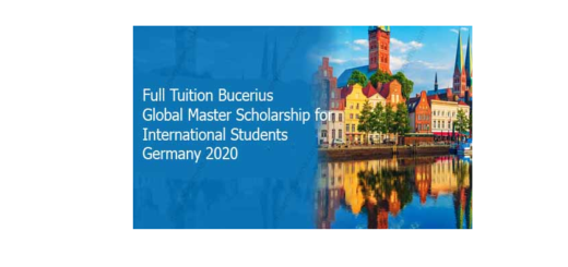 Tuition Bucerius Global Master Scholarship