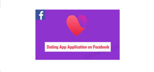 Dating App Application in Facebook