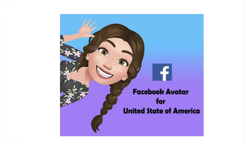Facebook Avatar in United State of America