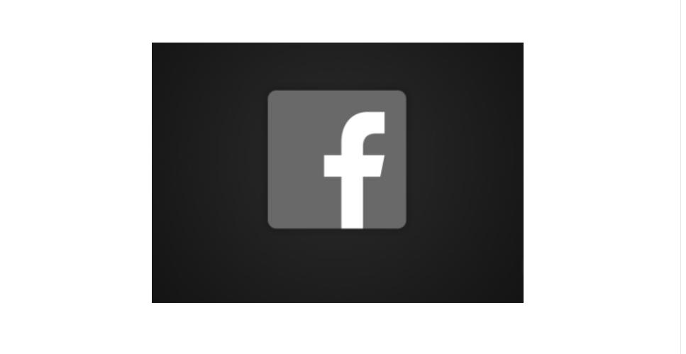 Facebook Dark Mode in Settings