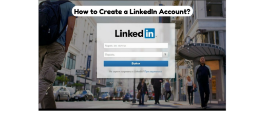 How to Create Linkedln Account