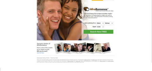 Sign up Afroromance Dating Site