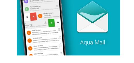 AquaMail Sign in