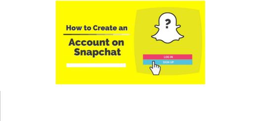 Snapchat Account Sign up
