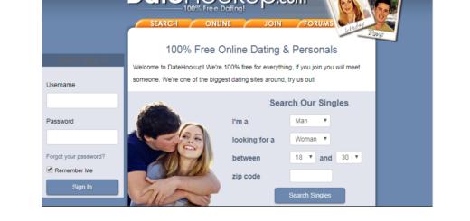 Datehookup Free Dating Site