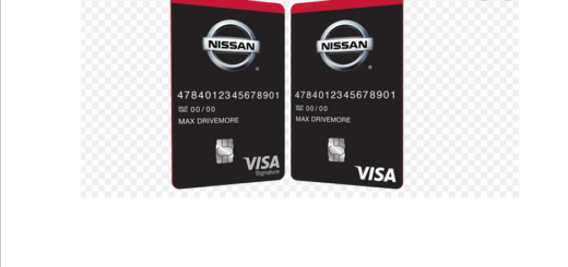 Nissan Visa Credit Card Create Account
