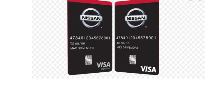 Nissan Visa Credit Card Create Account