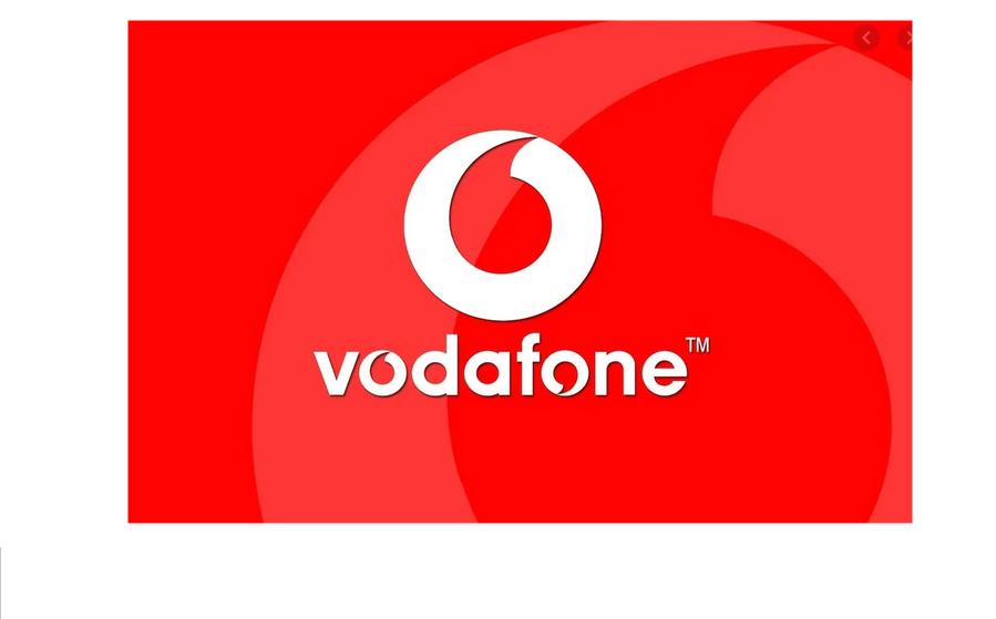 Vodafone Login