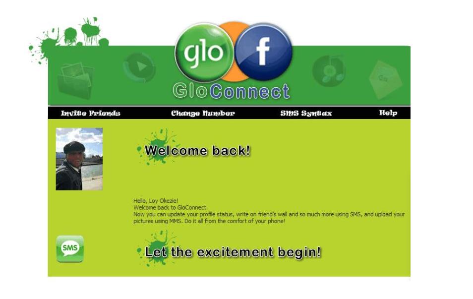 Facebook Glo Activation