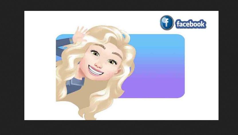 Facebook Avatar Web Version