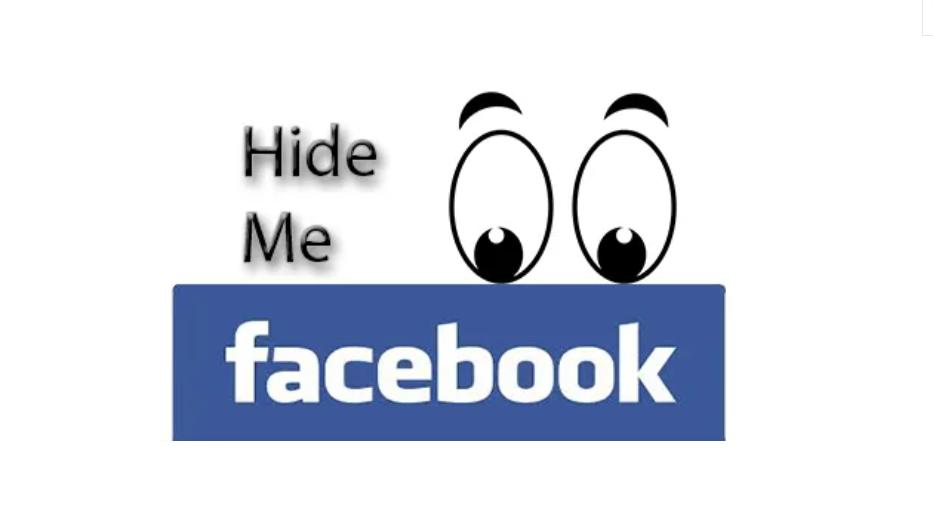 Facebook Hide Me